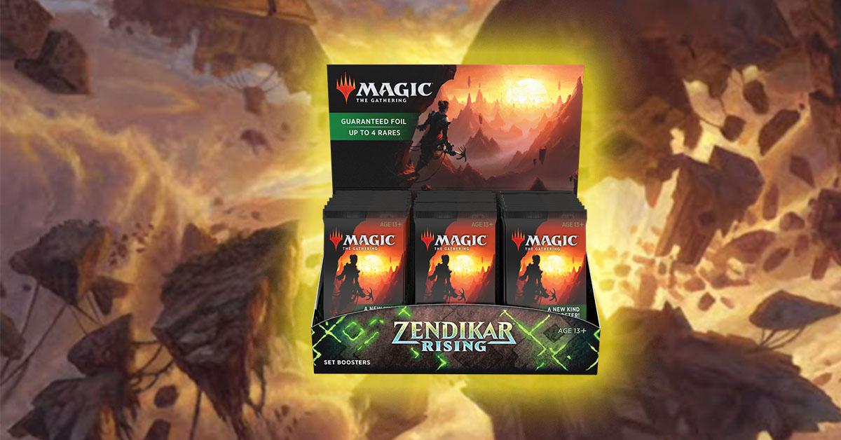 Zendikar Rising Box Openings