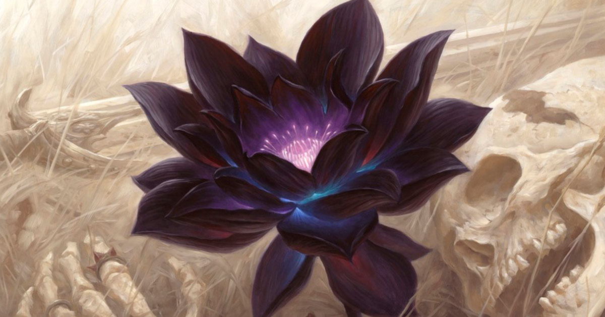 If you owned a Black Lotus, what were you proxing?!