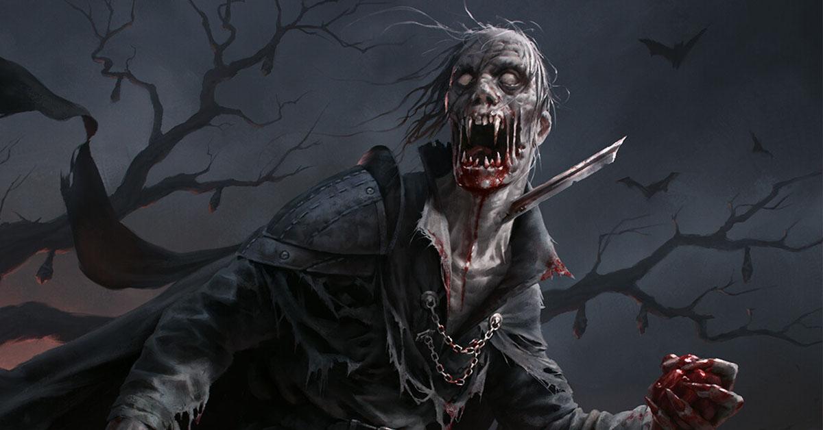 Ghoulish Tendencies in Historic (CoolStuffInc.com)